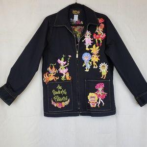 Bob Moc wearable art jacket